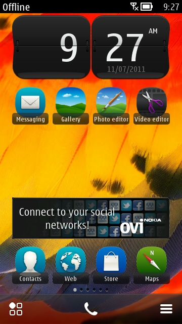 Symbian_Belle_homescreen_pic